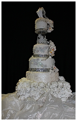 IKA Bali Wedding Cake Your Dream Wedding Cake Beautifully Made - Wedding Cake Dummy
