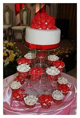 Ika bali wedding cake your dream wedding cake beautifully made ika bali wedding black white red cake mightylinksfo Image collections